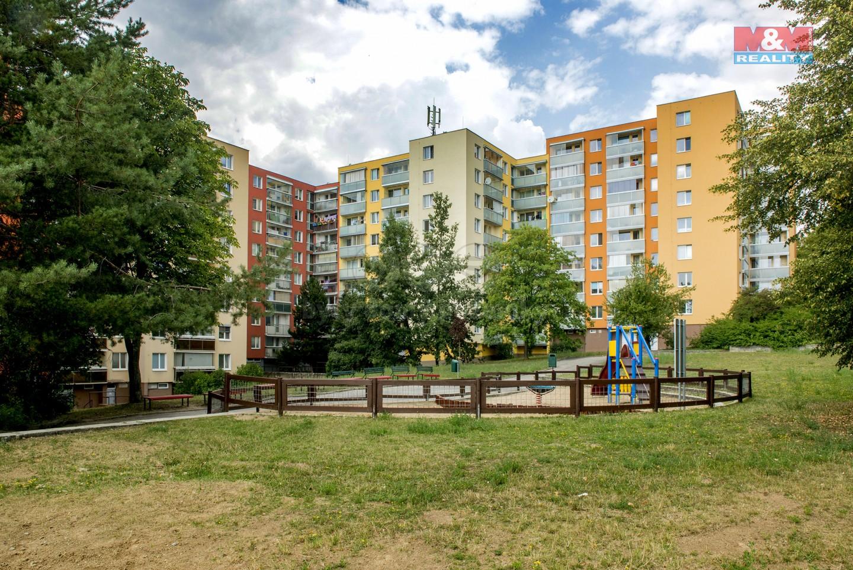 Prodej, byt 3+1, 75 m2, Brno, ul. Labská