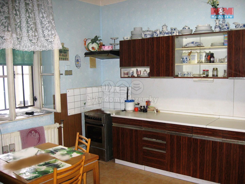 Prodej, rodinný dům, 500 m2, Brno, Maloměřice
