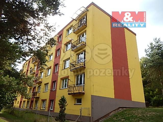 Pronájem, byt 2+1, 45 m2, OV, Děčín, ul.Kamenická