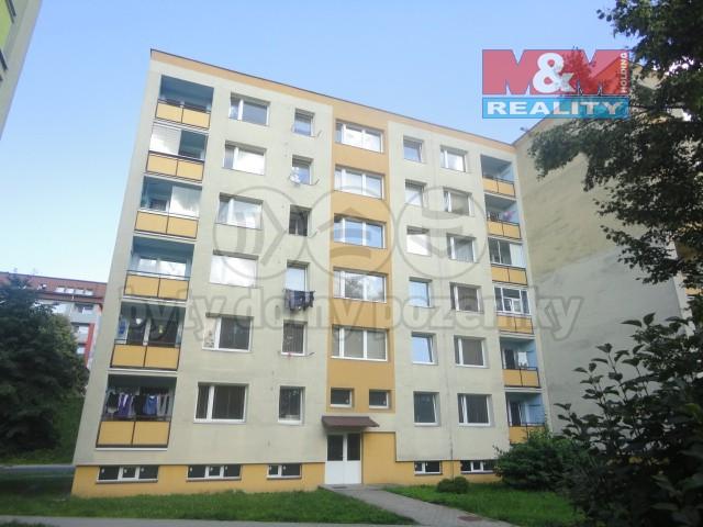 Prodej, byt 3+1, 73 m2, DV, Rýmařov, ul. Revoluční