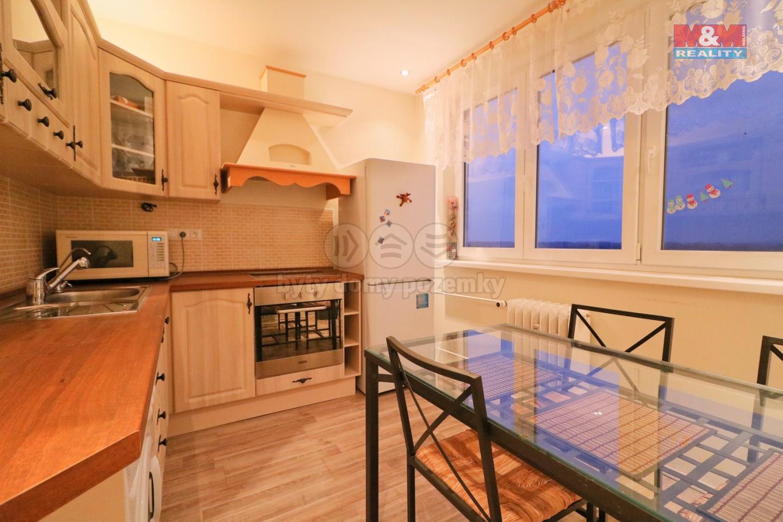 Prodej, byt 2+1, Chlumec nad Cidlinou, ul. Sadová