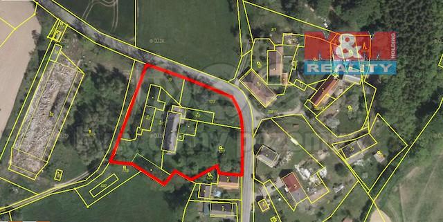 Prodej, stavební pozemek, 5592 m2, Seč, Prosíčka u Seče