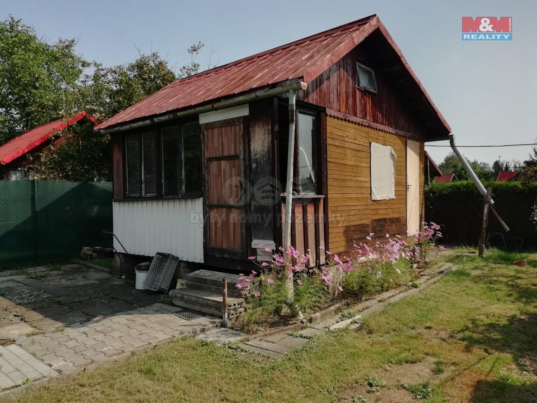 Prodej, zahrada, 620 m2, Karviná - Darkov