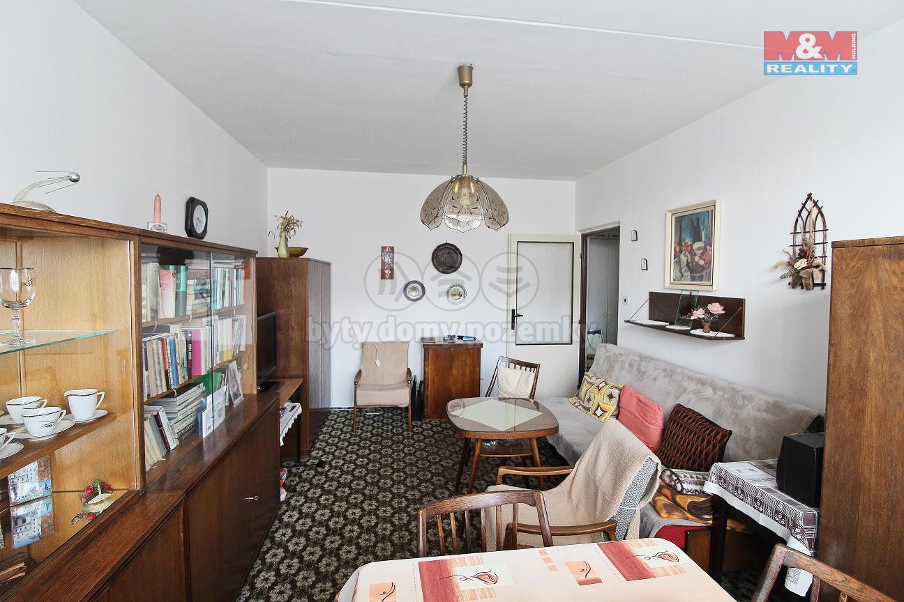 Prodej, byt, 2+1, 58 m2, ul. Sokolovská, Plzeň
