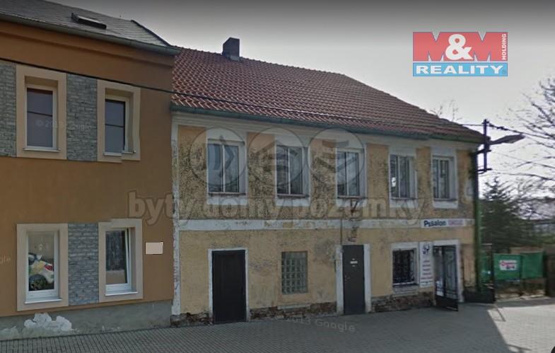 Prodej, rodinný dům, 250 m2, Ostrov nad Ohří