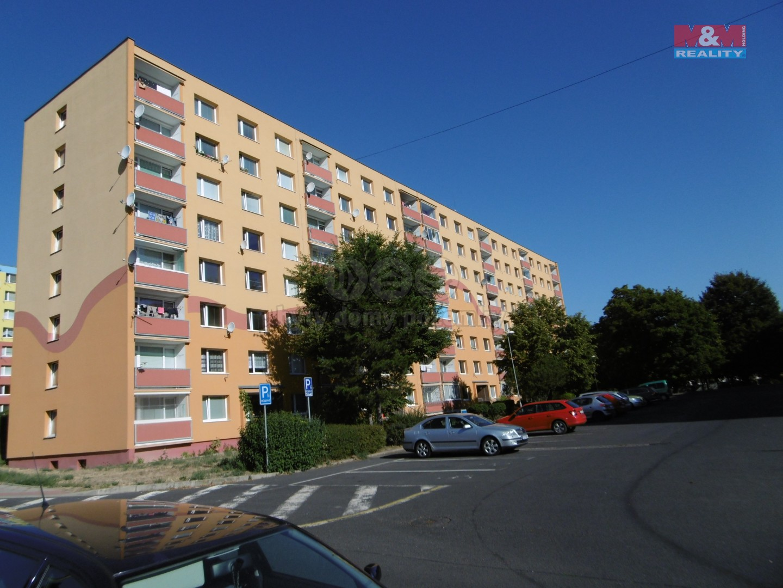 Pronájem, byt 1+1, 36 m2, Bílina, ul. Sídliště Za Chlumem