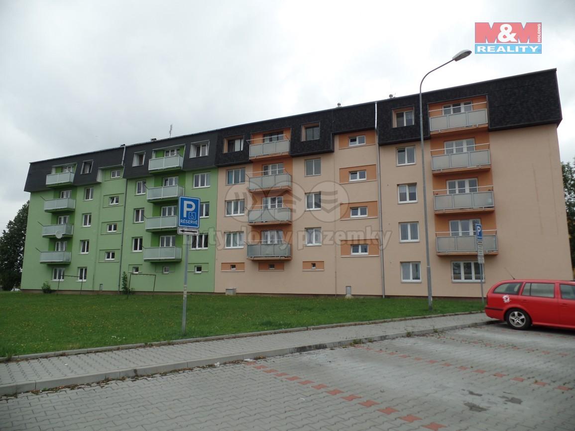 Pronájem, byt 2+1, 60 m2, Hlučín, ul. Severní