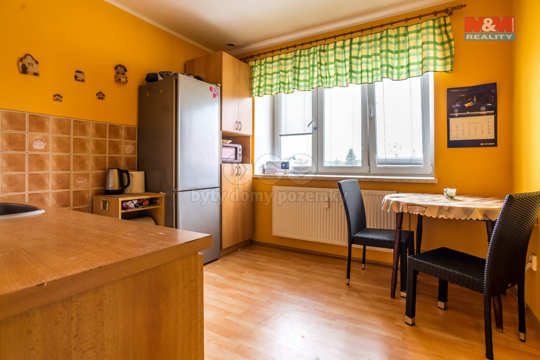 Prodej, byt 2+1, 64 m2, Karviná, ul. Havířská