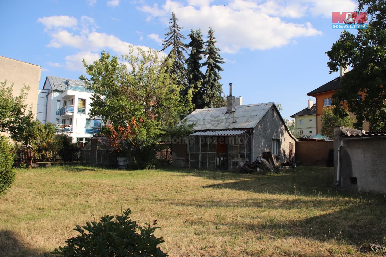 Prodej, stavební parcela, 689 m2, Praha 10, ul. Proti proudu