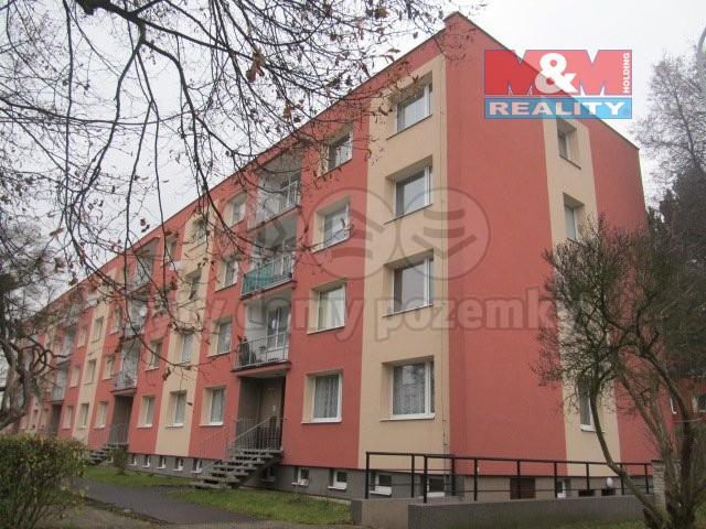 Pronájem, byt 2+1, OV, 54 m2, Ústí nad Labem, ul. Stará