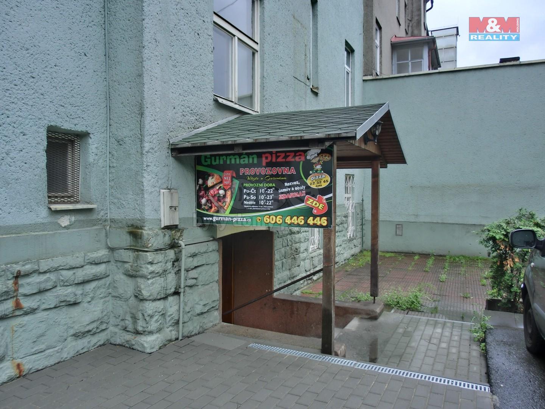 Pronájem, restaurace, Frýdek - Místek, ul. T. G. Masaryka