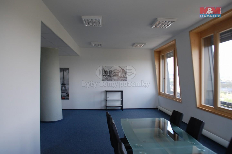 Pronájem, kancelářské prostory, 68 m2, Brno, ul. Pražákova