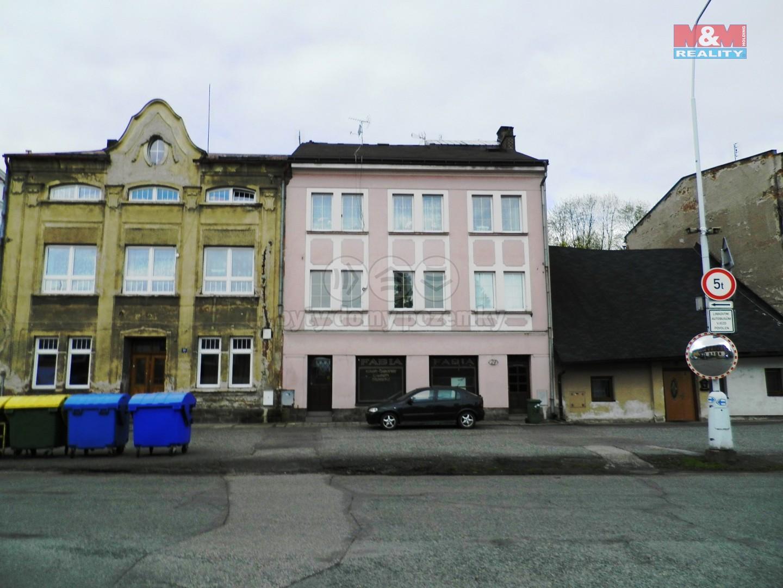 Prodej, rodinný dům, 378 m2, Broumov
