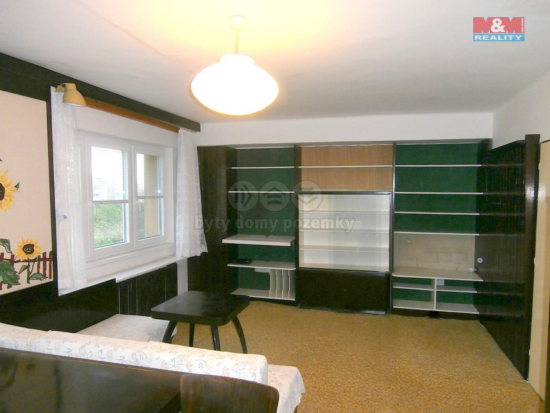 Pronájem, byt 2+1, 56 m2, Ostrava - Mariánské Hory