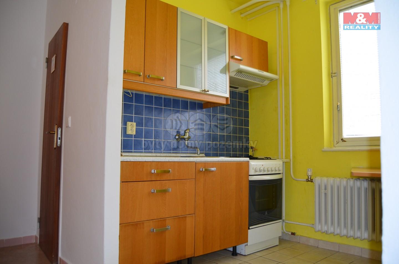 Pronájem, byt 1+kk, Brno, ul. Mandloňová