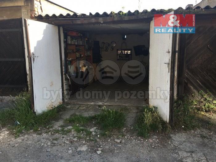 Prodej, garáž, 21 m2, Podolí