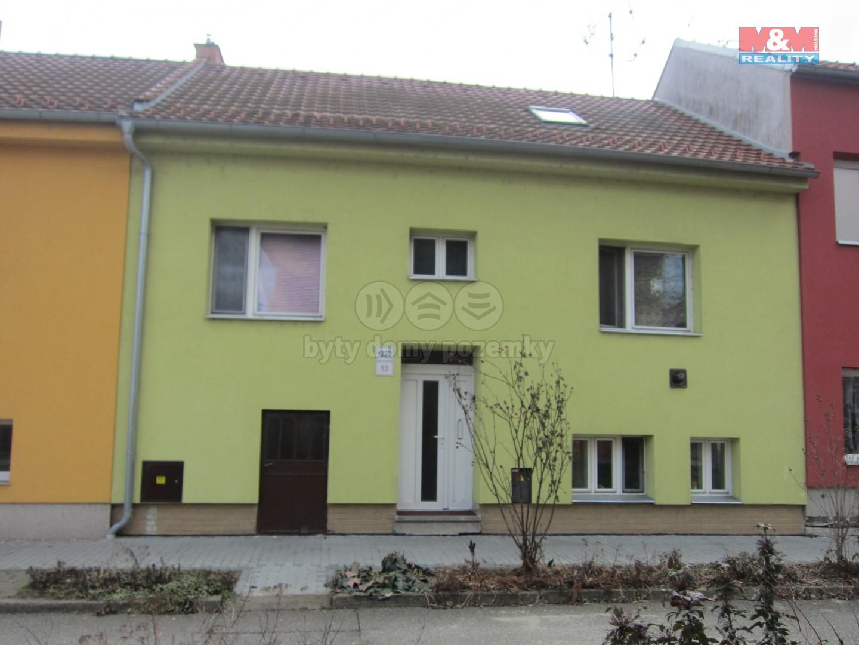 Prodej, rodinný dům, 4+1, Břeclav, ul. Žerotínova