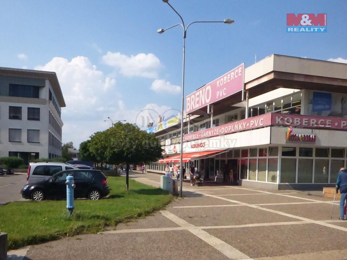 Pronájem, obchodní prostor, 435 m2, Ostrava, ul. Horní