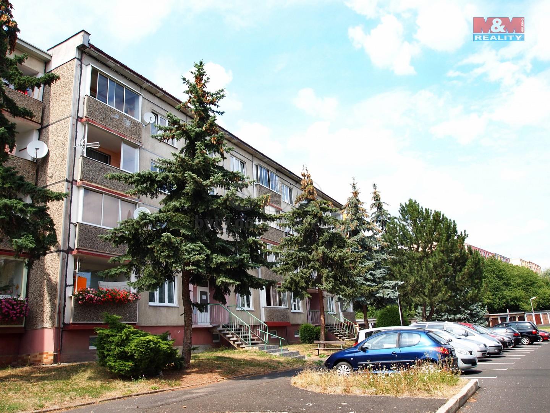 Prodej, byt 1+1, DV, 36 m2, Jirkov, ul. Pod Přivaděčem