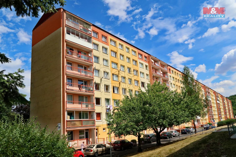 Prodej, byt 3+1, 54 m2, OV, Most, ul. K. H. Borovského