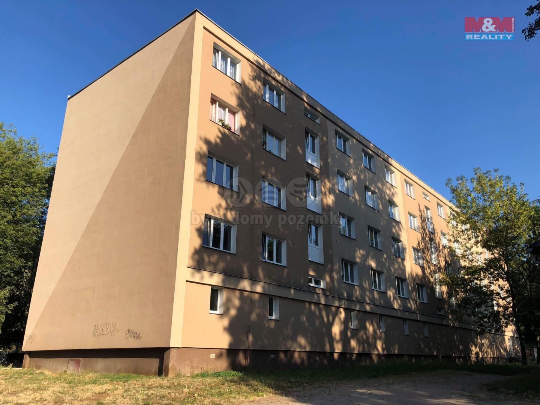 Pronájem, byt 1+1, 35 m2, Chomutov, ul. Blatenská
