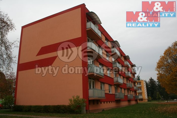 Prodej, byt 2+1, Broumov, ul. Křinická