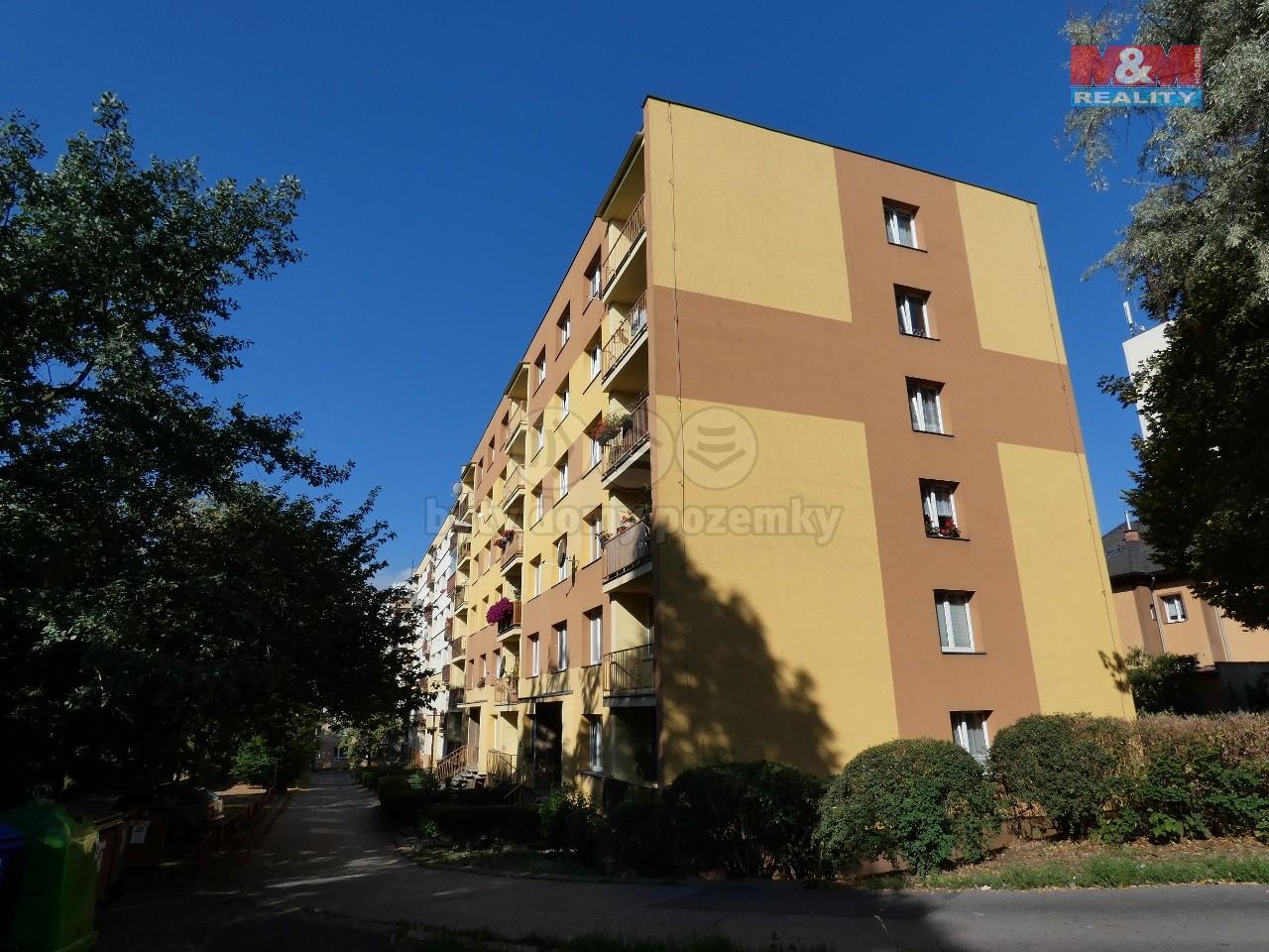 Prodej, byt 1+1, 35 m2, OV, Ústí nad Labem, ul. Hornická