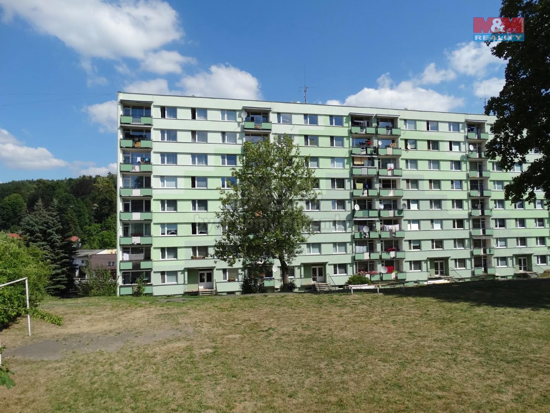 Prodej, byt 3+1, OV, Česká Kamenice, ul. Havlíčkova