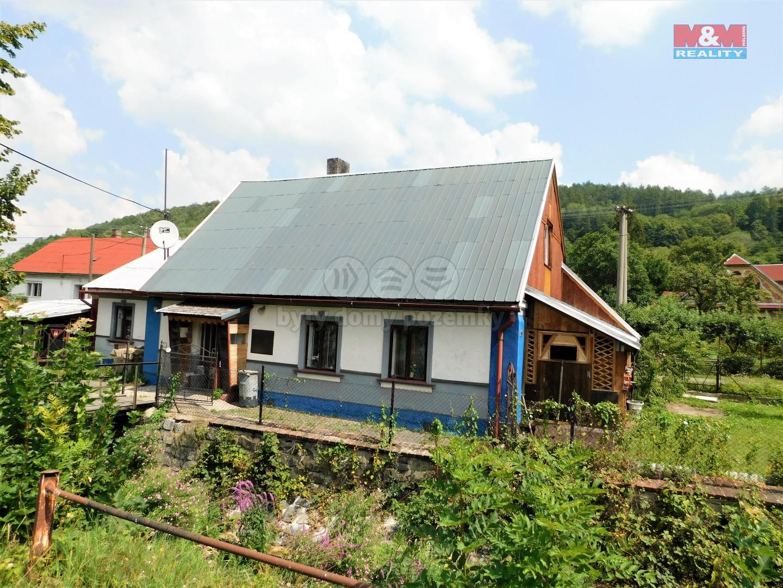 Prodej, rodinný dům 5+1, 400 m2, Třemešná