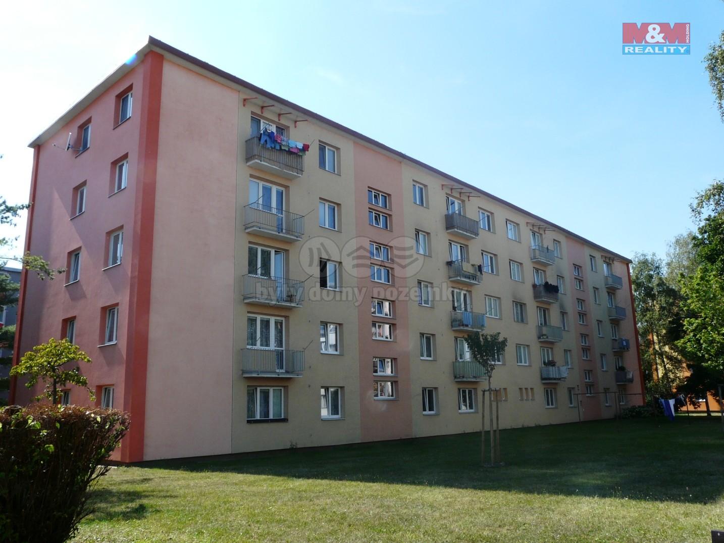 Prodej, byt 3+1, Šternberk, ul. Nádražní