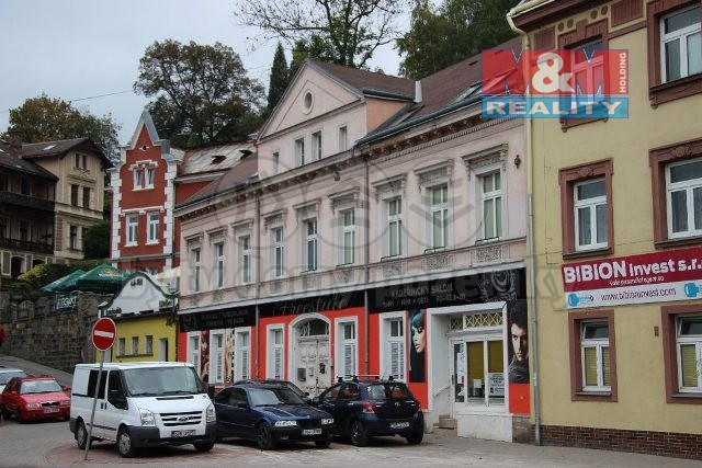 Pronájem, byt 3+1, 75 m2, Děčín IV, ul. Na Skřivance