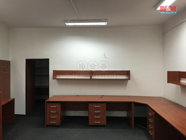 Pronájem, kancelářské prostory, 105 m2