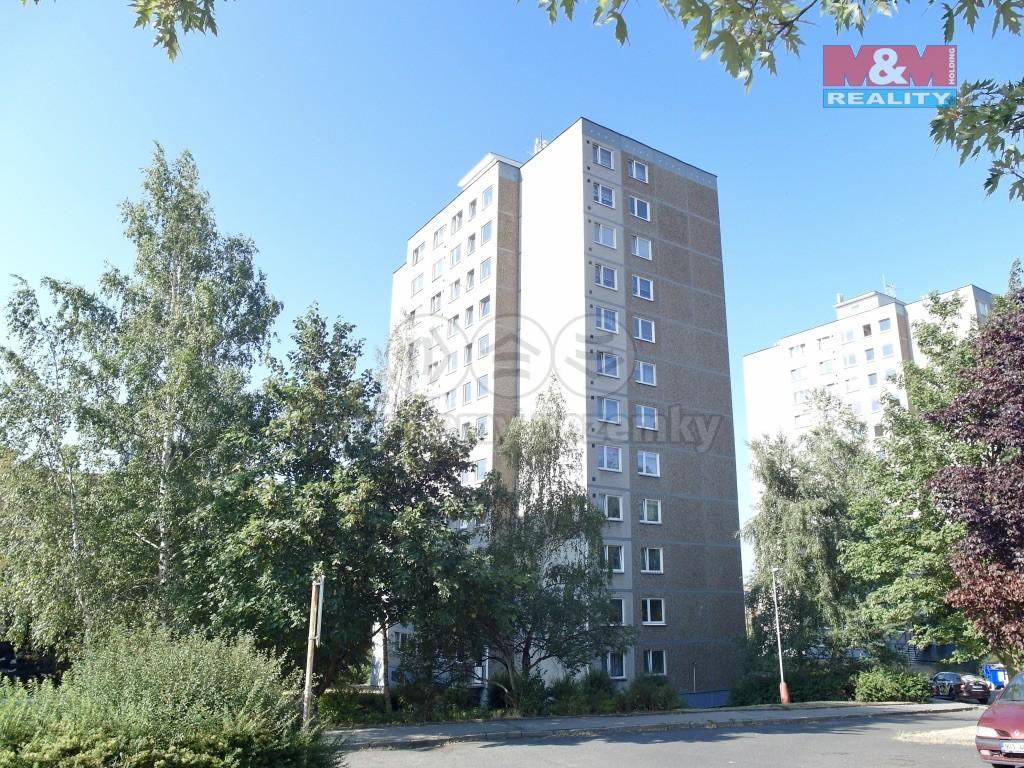 Prodej, byt 2+kk, 45 m2, OV, Ústí nad Labem - Dobětice