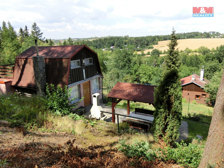 Prodej, chata 2+1, 40 m2, Libeř
