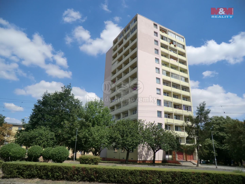 Pronájem, byt 3+1, 63 m2, OV, Litvínov, ul. Mostecká