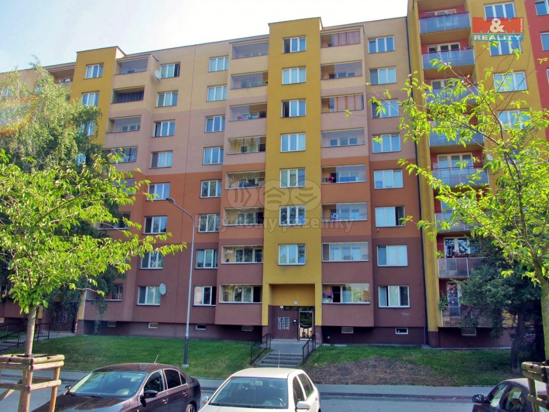 Pronájem, byt 1+kk, 27 m2, Ostrava, ul. Gen. Píky