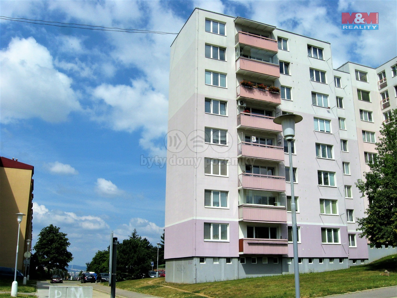 Prodej, byt 1+kk, 33 m2, Brno, ul. Elplova