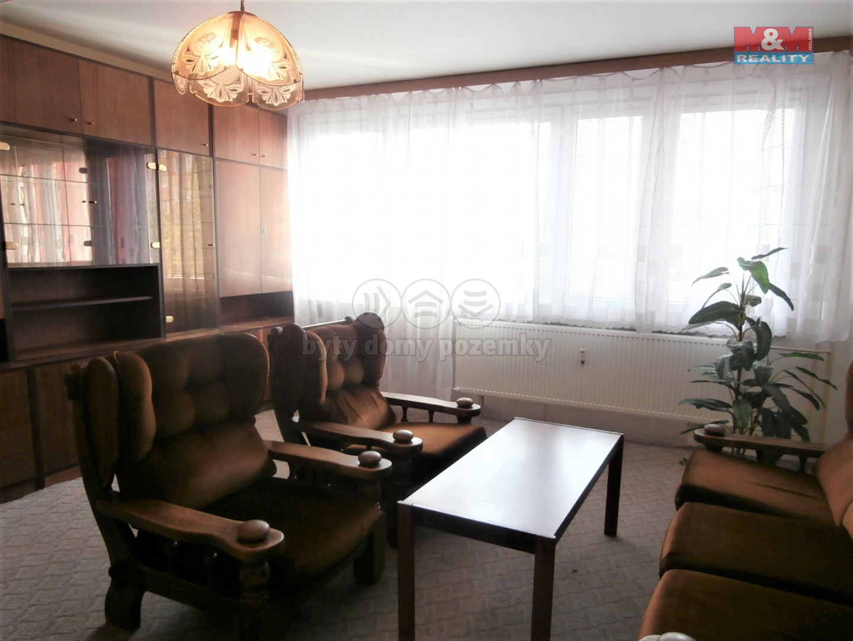 Pronájem, byt 2+1, 65 m2, Plzeň - Bolevec, ul. Sokolovská