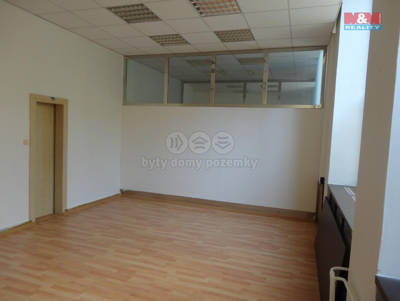Pronájem, kancelář 30 m2, Ostrava, Moravská Ostrava