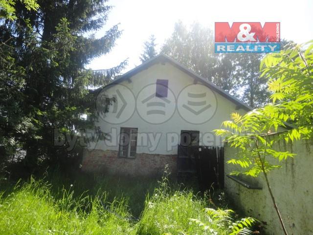 Prodej, rodinný dům 2+kk, 1895 m2, Stará Rudná