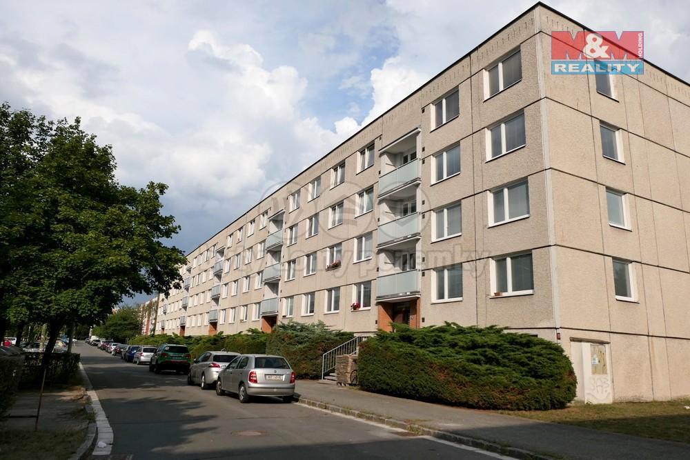 Pronájem, byt 1+1, 35 m2, Hradec Králové, ul. Sezemická