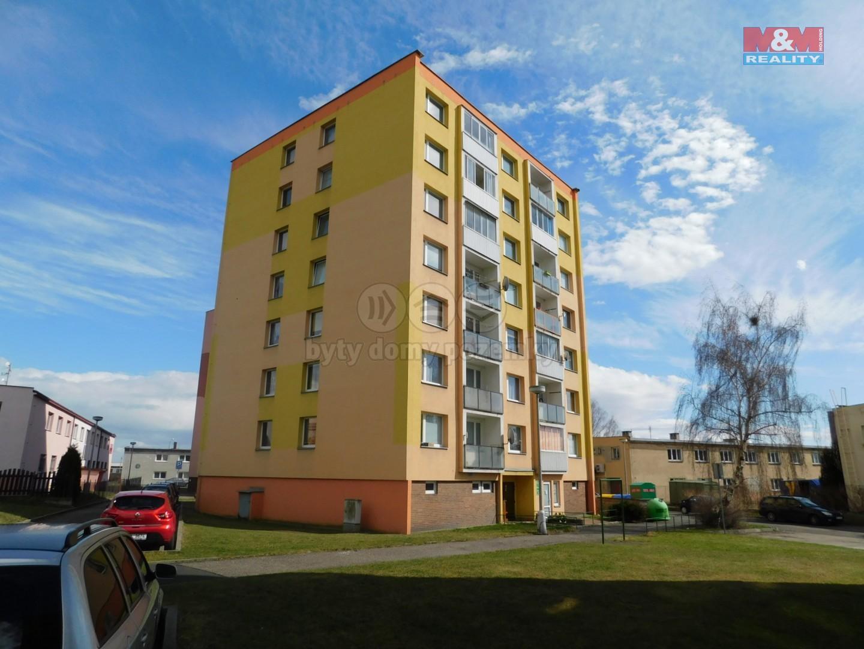Prodej, byt 3+1, 76 m2, OV, Chomutov, ul. Vítězslava Nezvala