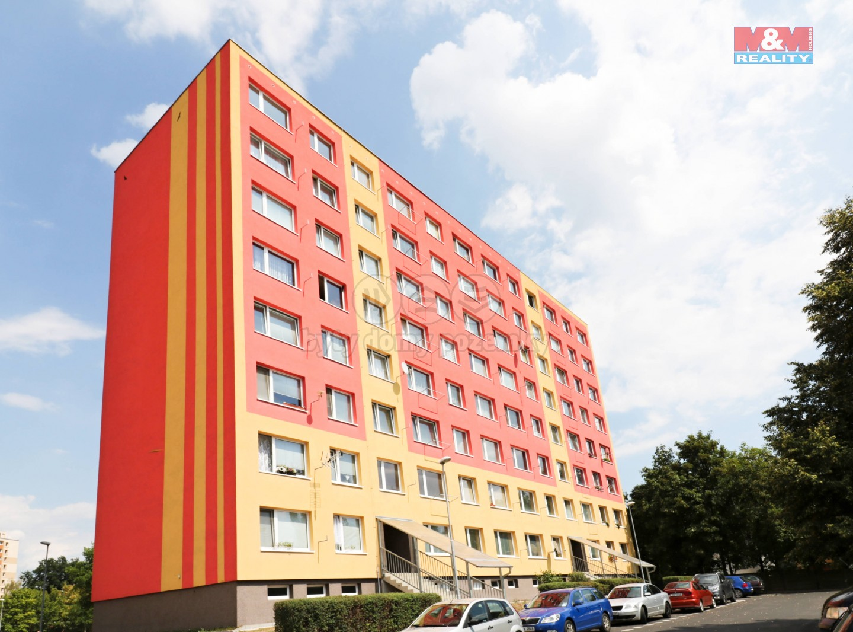 Prodej, byt 3+1, 62 m2, OV, Duchcov, ul. V Domkách