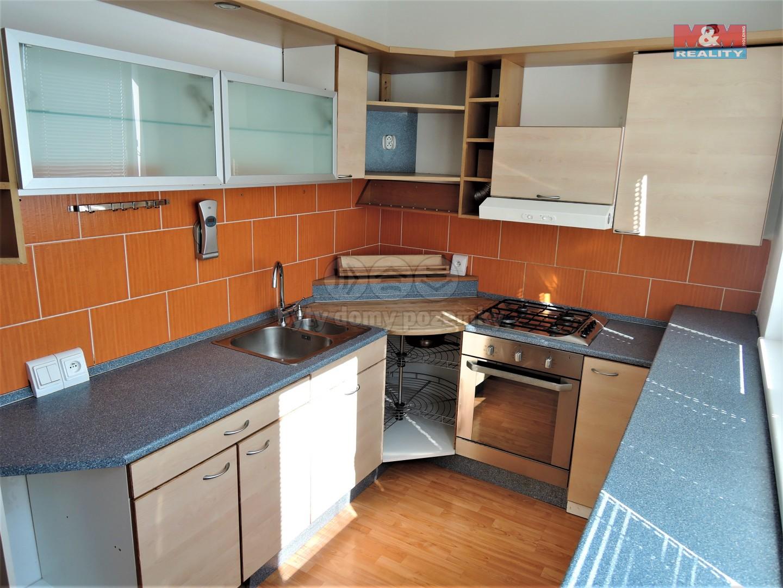 Pronájem, byt 2+1, 52 m2, Ostrava- Hrabůvka, ul. Mjr. Nováka