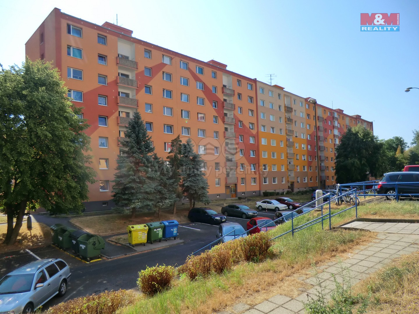 Prodej, byt 3+1, 67 m2, OV, Jirkov, ul. SNP