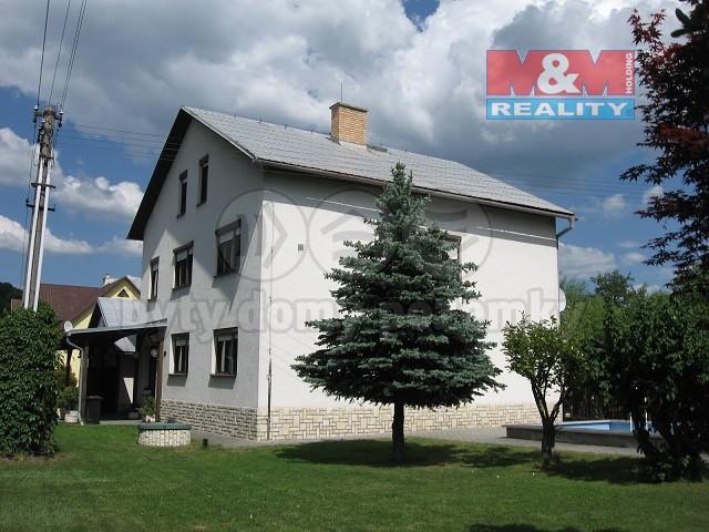 Prodej, rodinný dům 6+2, Lhota u Vsetína