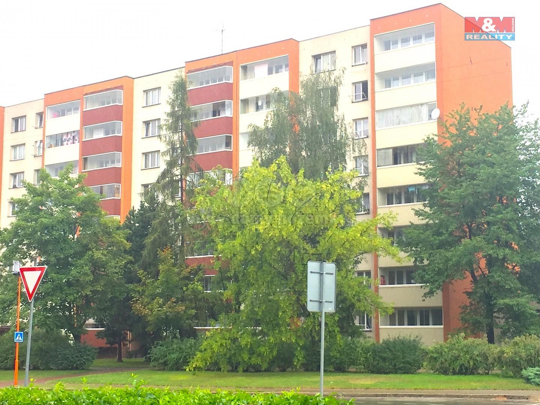 Prodej, byt 1+1, 41 m2, Orlová, ul. Masarykova třída