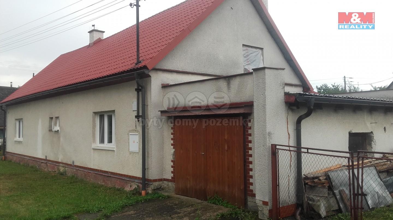 Prodej, rodinný dům 4+1, 726 m2, Horní Libina
