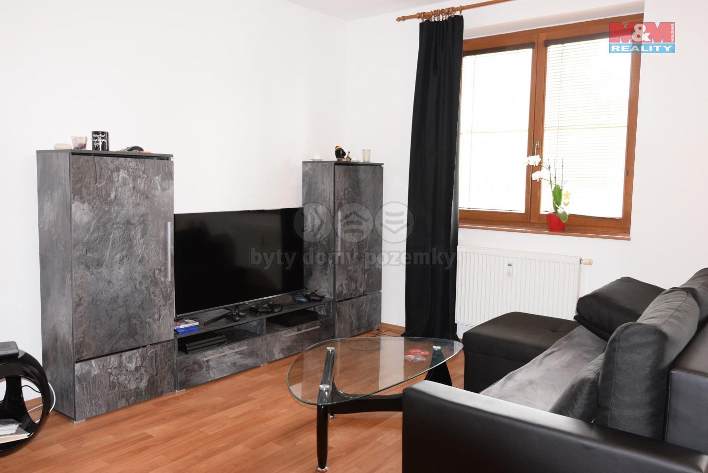 Podnájem, byt 1+kk, 42 m2, DV, Varnsdorf, ul. Kostelní