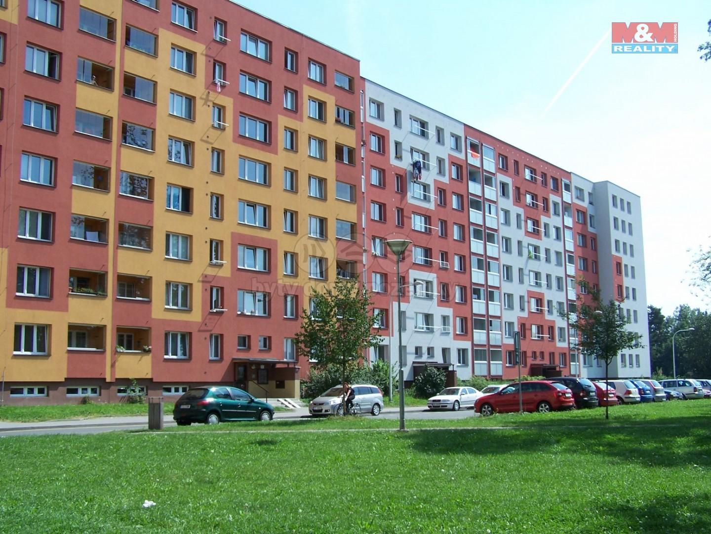 Prodej, byt 2+1, Frýdek - Místek, ul. J. Božana